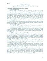 Báo cáo thực tập nhà máy thủy sản Hòa Trung