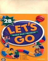 Lets go 2b 2nd edition SB+WB