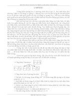 Phương pháp giải bài tập định lượng phần thấu kính