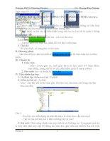 bài giảng chuyên đề  tiết 24 bài 11 tổ chức thông tin trong máy tính
