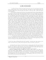LẬP QUY TRÌNH CÔNG NGHỆ SỬA CHỮA, PHỤC HỒI CÁC MẶT TRƯỢT CỦA MÁY TIÊN T6M16