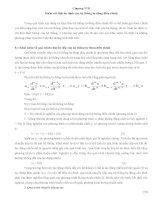 Baì giảng chi tiết môn lý thuyết điều khiển tự động dùng cho nghành máy tàu biển chuong 8