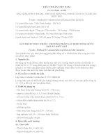TCVN SẢN PHẨM THỰC PHẨM  PHƯƠNG PHÁP XÁC ĐỊNH TỔNG SỐ VI KHUẨN HIẾU KHÍ