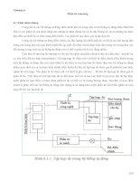 Baì giảng chi tiết môn lý thuyết điều khiển tự động dùng cho nghành máy tàu biển chuong 6