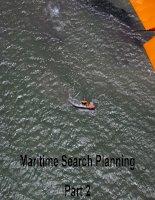 Maritime search planning part 2  MILSAR 1 2005