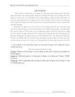 VỐN lưu ĐỘNG và các BIỆN PHÁP NÂNG CAO HIỆU QUẢ DÙNG vốn lưu ĐỘNG tại CÔNG TY TNHH LINH LAN