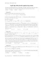 165 câu hỏi vật lý hay và khó