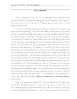 NGHIÊN cứu BIẾN TÍNH TINH bột BẰNG các PHƯƠNG PHÁP HOÁ học