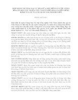 HIỆP ĐỊNH THƯƠNG MẠI TỰ DO GIỮA MỘT BÊN LÀ NƯỚC CỘNG HÒA XÃ HỘI CHỦ NGHĨA VIỆT NAM VÀ BÊN KIA LÀ LIÊN MINH KINH TẾ Á-ÂU VÀ CÁC QUỐC GIA THÀNH VIÊN