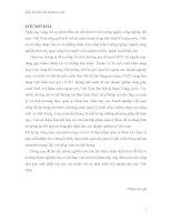 ÁP DỤNG LEAN MANUFACTURING vào TRONG THỰC tế sản XUẤT tại xí NGHIỆP MAY PLEIKU THUỘC TỔNG CÔNG TY cổ PHẦN MAY NHÀ bè NBC