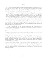 Doanh nghiệp A là doanh nghiệp nhà nước độc quyền trên thị trường dịch vụ  cung cấp xăng dầu hang không dân dụng ở Việt Nam. Hãng hang không Y và Z là hai  khách hàng chủ yếu của doanh nghiệp A. Doanh nghiệp A ký kết hợp đồng cung cấp  xăng dầu thường xuy