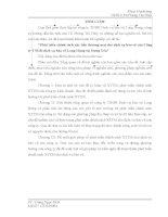 """báo cáo thực tập tốt nghiệp """"Phát triển chính sách xúc tiến thương mại cho dịch vụ bảo vệ của Công ty TNHH dịch vụ bảo vệ Long Hưng tại Hưng Yên"""""""