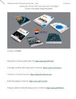 [tailieulovebook.com] - Chinh phục đề thi THPT Quốc gia môn Toán - Tập 2