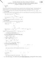 tóm tắt công thức vật lý 12 ôn thi thpt quốc gia