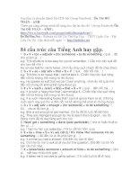 84 cấu trúc tiếng anh hay gặp trong các đề thi   dẹthithu net