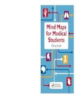 Mind Maps for Medical Students (Sơ Đồ Tư Duy Dành Cho Sinh Viên Y Khoa), 2015  Smith, Olivia Antoinette Mary