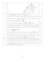 Tuyển tập 100 đề thi thử THPT QG môn toán có đáp án năm 2016 phần 2