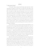 Luận văn thạc sĩ văn hóa đọc của SINH VIÊN đại học QUỐC GIA hà nội