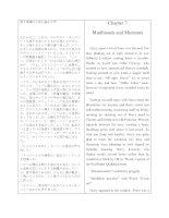 Luyện đọc song ngữ Anh Nhật Harry potter 2 chapter 7