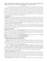 NỘI DUNG ÔN TẬP MÔN CHÍNH TRỊ HỌC LỚP CCLLCT KHU VỰC IIHỆ TẬP TRUNG