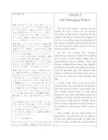Luyện đọc song ngữ Anh Nhật Harry potter 2 chapter 5