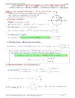 Giải nhanh trắc nghiệm môn vật lý nhờ máy tính cầm tay