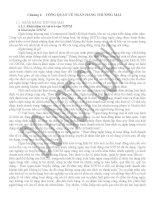 tài liệu ôn thi Quản trị  Ngân Hàng Thương Mại