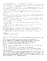 189 câu lý THUYẾT DÒNG điện XOAY CHIỀU (có lời giải chi tiết)