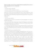 Ôn tập vào lớp 10 môn Ngữ văn: Cảm nhận vẻ đẹp của nhân vật Phương Định trong tác phầm Những ngôi sao xa xôi