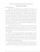 SKKN ỨNG DỤNG CÔNG NGHỆ THÔNG TIN VÀO DẠY SINH H ỌC 8