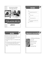 Bài giảng chương 5  kế toán thuế tiêu thụ đặc biệt