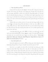 MỘT số GIẢI PHÁP NHẰM HOÀN THIỆN QUY TRÌNH GIAO NHẬN HÀNG hóa NHẬP KHẨU tại CÔNG TY cổ PHẦN vận tải BIỂN QUỐC tế v i s cp