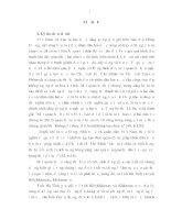 (Luận án tiến sĩ) đảng bộ tỉnh hà tĩnh lãnh đạo phát triển quan hệ hữu nghị hợp tác với tỉnh bôlykhămxay và khămmuộn (nước CHDCND lào) từ năm 1991 đến năm 2010