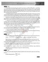 tổng hợp đề thi môn hóa học năm 2016