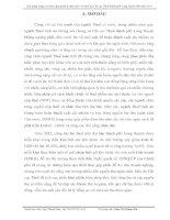 GIẢI PHÁP NÂNG CAO HIỆU QUẢ QUẢN LÝ NHÀ NƯỚC VỀ THUẾ TẠI CHI CỤC THUẾ THÀNH PHỐ LONG XUYÊN ĐẾN NĂM 2015