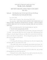 Bằng việc sử dụng sơ đồ tư duy nhằm nâng cao hiệu quả học tập khi dạy truyện ngắn vợ nhặt   kim lân trong chương trình ngữ văn 12 (tập hai) cho học sinh lớp 12a1 trường THPT quốc tuấn