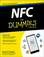 NFC for dummies by robert r  sabella