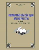 Phuong phap giai cac dang bai tap vat ly 12 ( Luyen thi dai hoc 2016)
