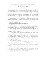 Giáo trình lý thuyết thống kê  phần 2 (dùng cho trung cấp nghề và cao đẳng nghề)
