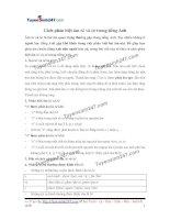 Cách phân biệt âm s và z trong tiếng Anh