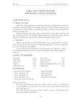 Giáo trình thí nghiệm hóa môi trường (hệ cao đẳng và trung cấp)  phần 2