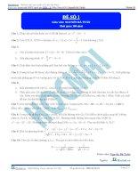 Đề số 01  đề thi thử thpt quốc gia 2016 môn toán, khóa pen i n3 thầy nguyễn bá tuấn
