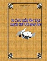 70 cau hoi on tap lich su 12 ( Luyen thi dai hoc)