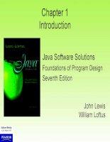 LESSON 01 introduction Lập trình Java