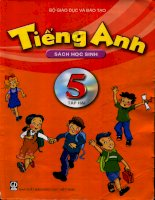 sach tieng anh 5 tap 2