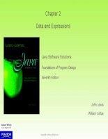 LESSON 02 data and expressions Lập trình Java