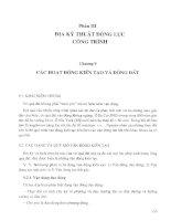 Ebook lý thuyết và bài tập địa kỹ thuật công trình  phần 2