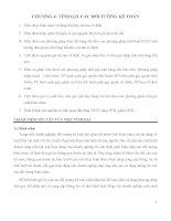 Bài giảng môn học nguyên lý kế toán   chương 4  tính giá các đối tượng kế toán