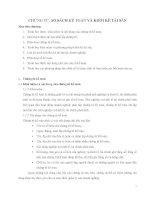 Bài giảng môn học nguyên lý kế toán   chương 6  chứng từ, sổ sách kế toán và kiểm kê tài sản
