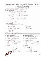 Ebook giải tích 12   trọng tâm kiến thức và các dạng toán cơ bản thường gặp trong các kì thi  phần 2